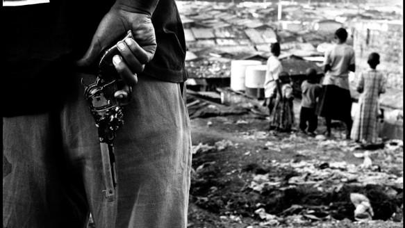 Mathare Slum. Kenya. 2006.
